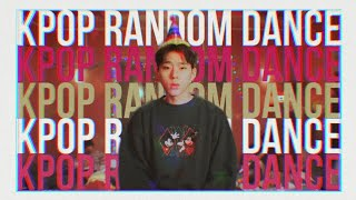 KPOP RANDOM DANCE || LEE SUNGRA