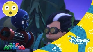 PJ Masks: Catboy y la Encogedora | Disney Channel Oficial