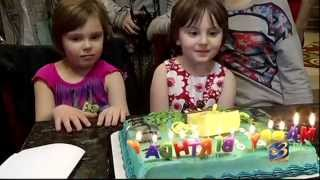 Birthday Party Moved to Hotel Lobby after House Fire