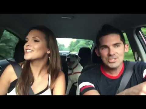 Casey Derhak - Road Trippin Lyric Music Video