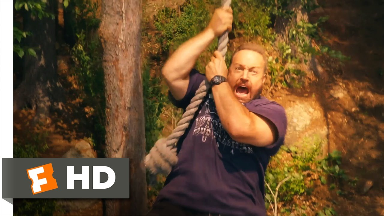 Grown Ups Rope Fail Scene 310 Movieclips Youtube