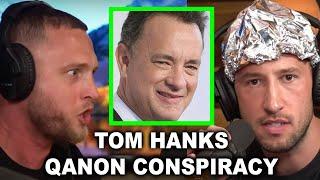 CHET HANKS SPEAKS ON TOM HANKS x QANON CONSPIRACY