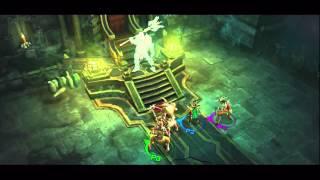 Diablo 3 — трейлер многопользовательского режима на PS3