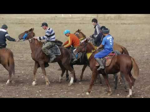 TRADITIONAL HORSE SPORTS  -  KYRGYZSTAN