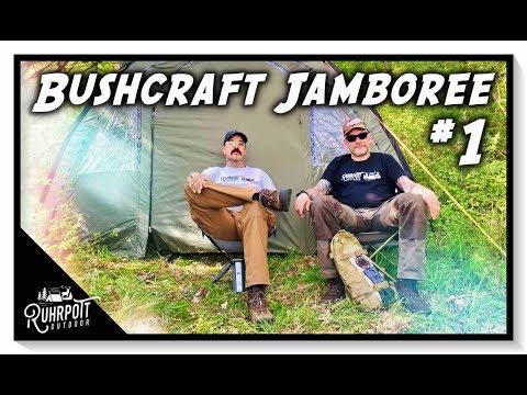 Bushcraft Jamboree - Ruhrpott Outdoor meets Jackknife #1