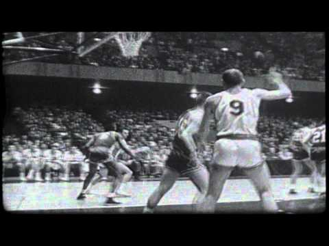 Easy Ed Macauley & the St. Louis Hawks vs. Boston Celtics