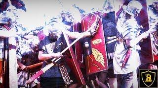 Total War: ROME 2 Преторианская гвардия в обороне