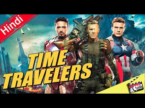Time Travelers In Avengers 4 & Deadpool 2 Fan Theories [Explained In Hindi]