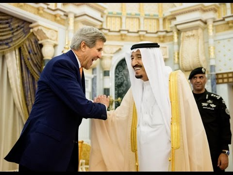 Inside Saudi Arabia: Butchery, Slavery & History of Revolt // Empire_File005