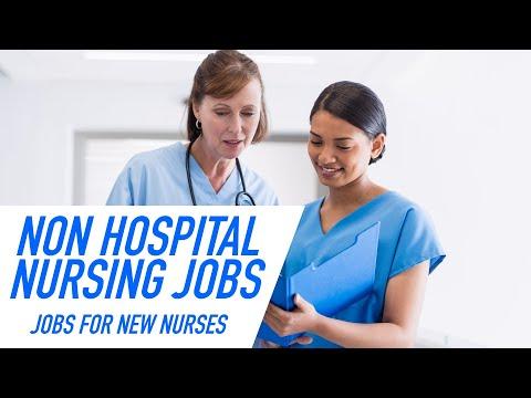Non-Hospital Nursing Jobs | New Nurse