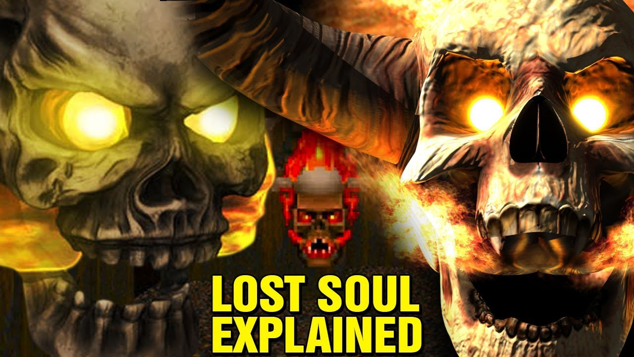 DOOM: ORIGINS - EVOLUTION OF THE LOST SOUL EXPLAINED - DOOM LORE AND  HISTORY EXPLORED
