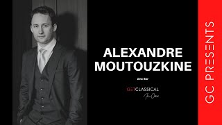 GC Presents: Alexandre Moutouzkine at Zinc Bar