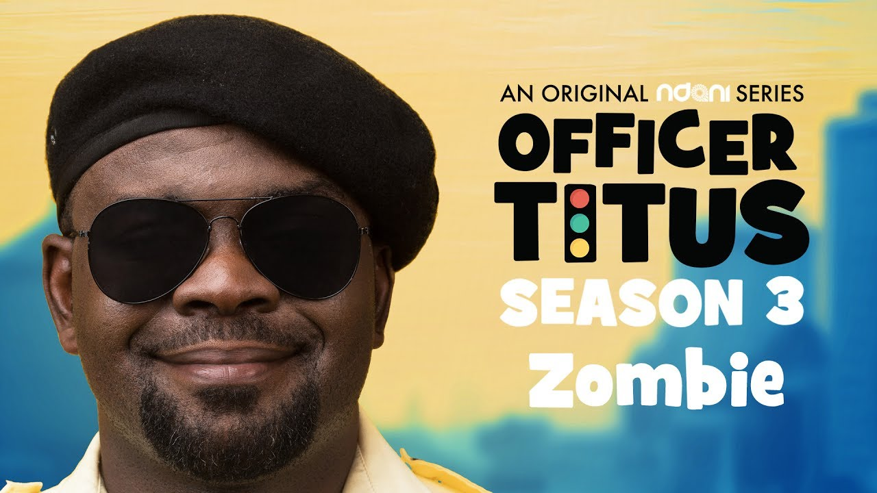 Officer Titus S3E4 : Oga Titus & Officer Akpo Accost A Group of Soldiers & a Problem Child
