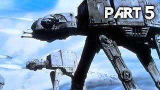 Star Wars Battlefront Gameplay Walkthrough Part 5 - Headshot Streak (PS4 Multiplayer)