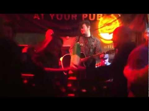 Dubliner pub Copenhagen Saturday night 2