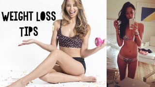 My Top 5 Weight Loss Tips