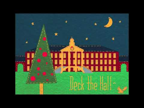Holiday Greetings from the University of Louisiana at Lafayette
