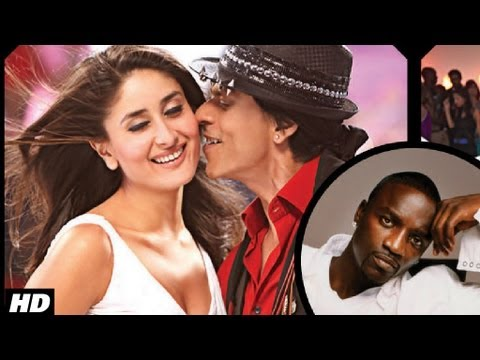 Criminal Ra One  song ShahRukh Khan,Kareena Kapoor