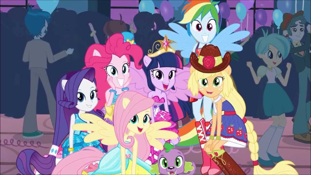 my little pony рок картинки