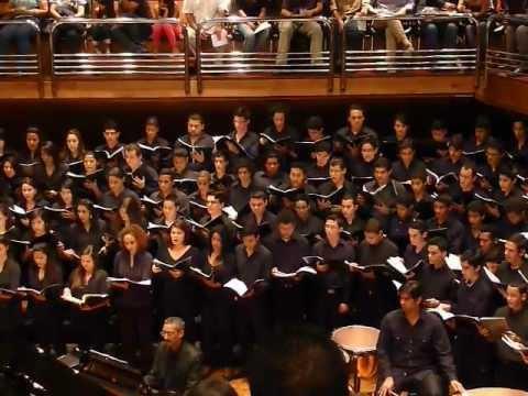 Veris leta facies carmina burana coro juvenil del for Conservatorio simon bolivar blog