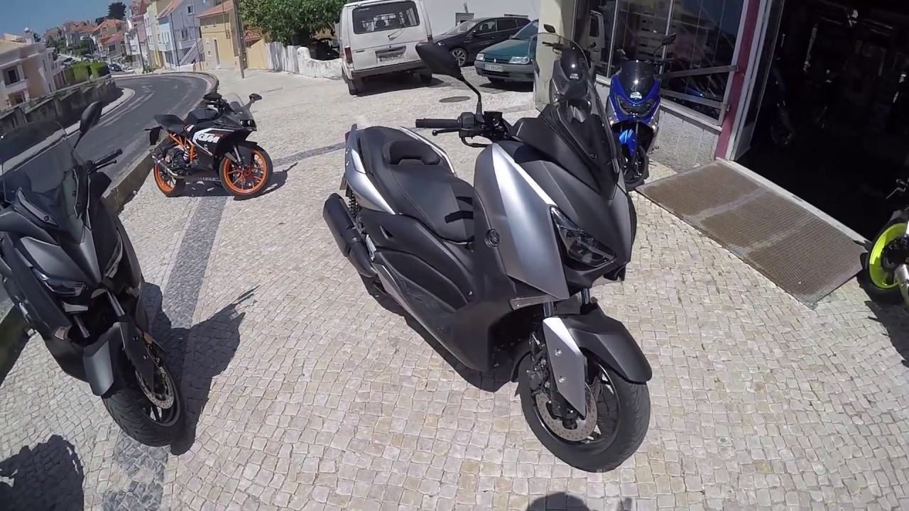 Yamaha XMax 300 2018 Review and Testride