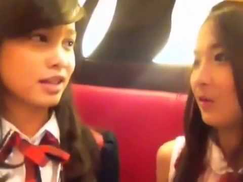 Google+ Nadila JKT48 video [2014-08-26...