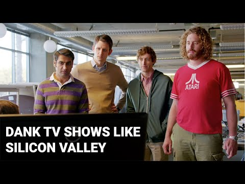 9 Dankest TV Shows Like Silicon Valley You Should Watch 👨‍💻