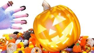 dinosaur t rex dino girl frozen finger family game halloween songs learning collection for kids