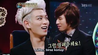 BIGBANG Türkçe Altyazılı - TOP, Seungri Taklidi Ve Yaşanılan Komik Olaylar Efsane  Part1
