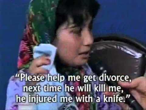Afghanistan 12 jährige Mädchen von ihrem Ehemann geschlagen ...