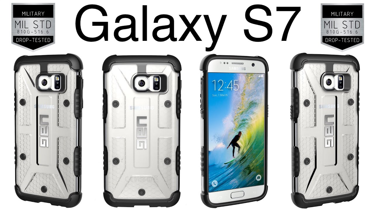 on sale 200e4 6269e Samsung Galaxy S7 UAG Case!