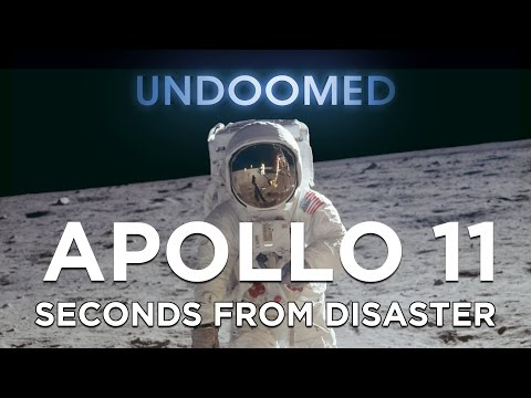 Science: Apollo 11 - Seconds from Disaster