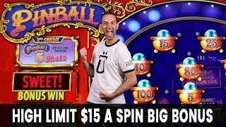💸 $15 Per Spin = HIGH LIMIT SLOTS 🎩 BIG BONUS on Hold On to Your Hat