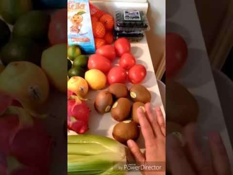 Big Vegan Grocery Haul