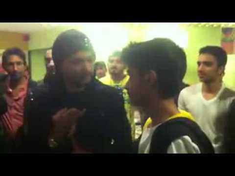 BOHEMIA talks about Honey Singh and gives Punjabi Rap history lesson to young Awais