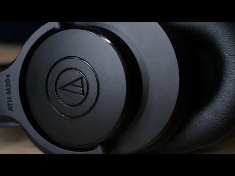 Audio Technica ATH M20X Review - Best headphones under $50?