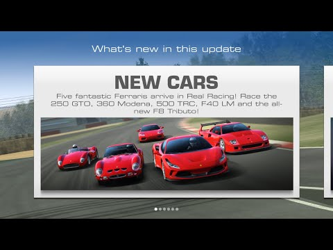 Real Racing 3 Update 7.5 Out On IOS