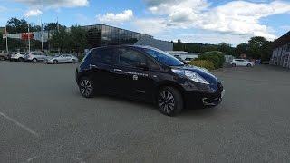 #28 Oslo -  Bergen with Nissan Leaf 30 kWh