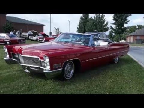 Cadillac LaSalle Car Show 2017 3 Decades of Cadillac