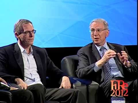 FiRe 2012: The Future of Wireless: A Centerpiece Conversation with Irwin Jacobs