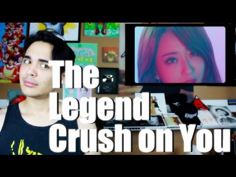 The Legend - Crush on you MV Reaction