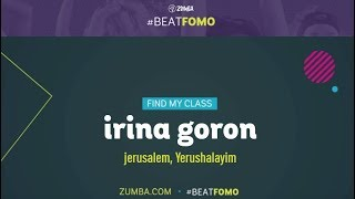 Jason Derulo&French Montana - TipToe - Zumba®fitness with Ira