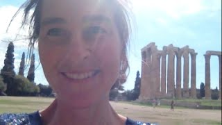 "Dr Wendy Goes Global in Athens, Greece: ""Gratitude is the Right Attitude"" DAY 13 of 30"