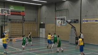 11 february 2017 Rivertrotters U22 vs Cady U22 61-58 1st period