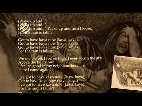 "Bob Marley And The Wailers ""Kaya"" (Lyrics-Letra)[HQ Audio]"