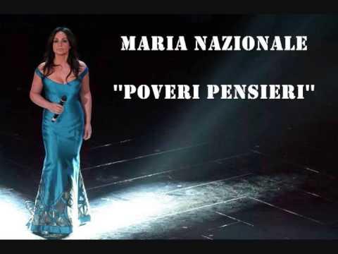 Maria Nazionale - Poveri Pensieri
