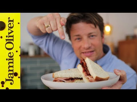 Jamie's Bacon Sandwich