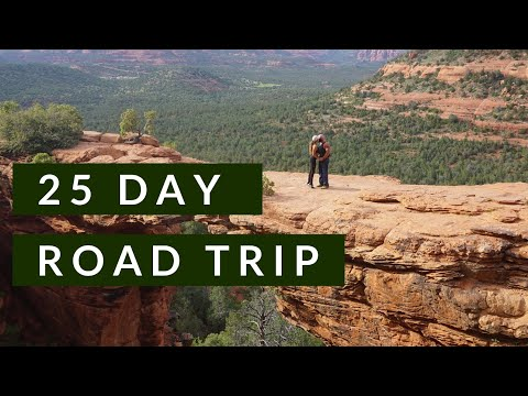 Our 25 day road trip