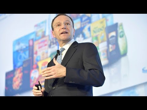 Growing brands in times of uncertainty I Mark Schneider, Nestlé CEO