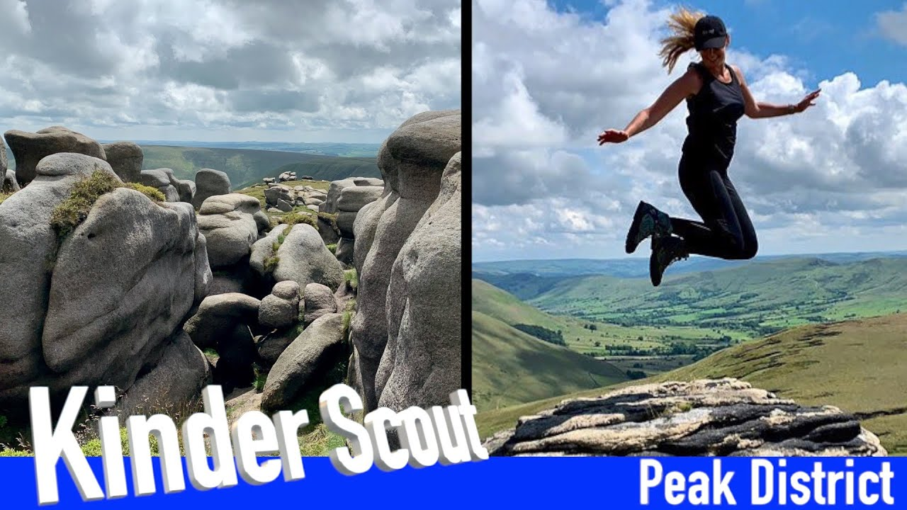 NON 360° version-  Kinder Scout: Hike the Highest in the Peak District
